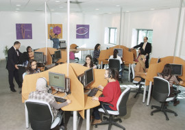 plateau call center maxicontact
